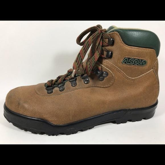 Sz Leather Shoes Hiking Brown Asolo 10 Womens Poshmark Boots Ha4qFwwSYp
